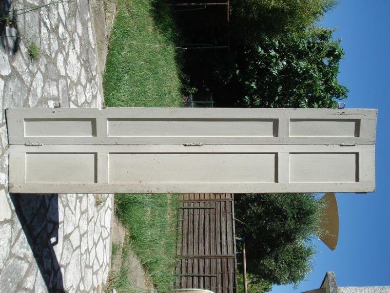 petites annonces mat riaux vendre menuiserie portes en bois lambris. Black Bedroom Furniture Sets. Home Design Ideas