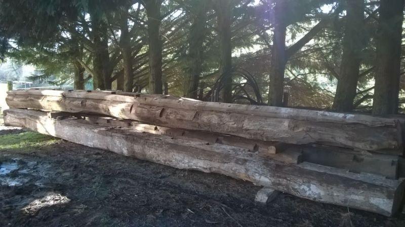 Petites annonces  Matériaux à vendre  Structure > bois  ~ Poutre Bois A Vendre