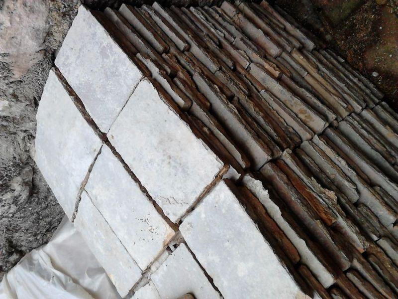 Petites annonces mat riaux vendre sols terre cuite for Materiaux de toiture prix
